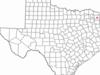 Location Of Linden Texas