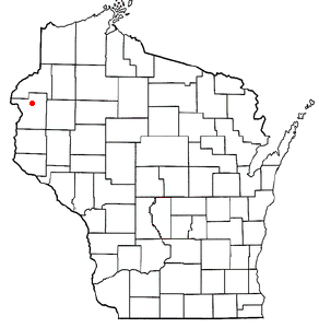 Location Of Luck Wisconsin