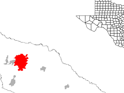 Location Of Lufkin Texas