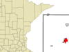 Location Of Luverne Minnesota