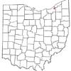 Location Of Lyndhurst In Ohio