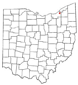 Location Of Lyndhurst In Ohio