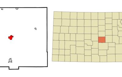 Location Of Lyons Kansas