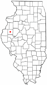 Location Of Macomb Illinois