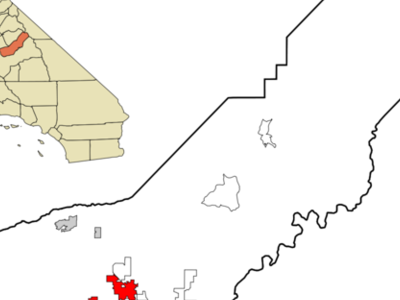 Location In Madera County And The State Of California