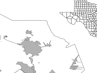 Location Of Magnolia Texas
