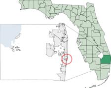 Location Of Manalapan Florida