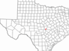 Location Of Marble Falls Texas