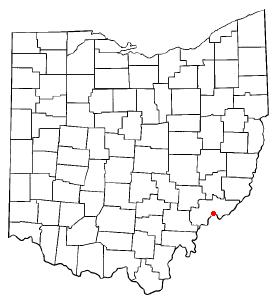 Location Of Marietta In Ohio