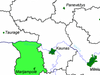 Location Of Marijampol County