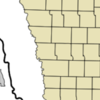 Location Of Marquette Iowa
