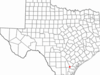 Location Of Mathis Texas