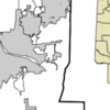 Location Of Maumelle In Arkansas