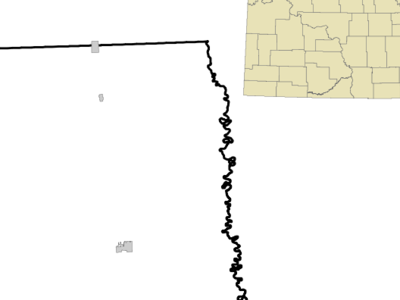 Location Of Mayville North Dakota