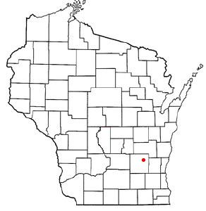 Location Of Mayville Wisconsin