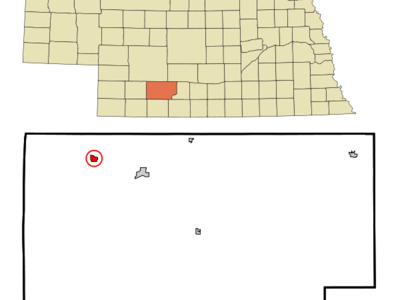 Location Of Maywood Nebraska
