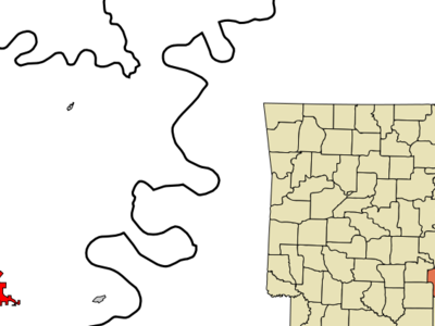 Location In Desha County And The State Of Arkansas