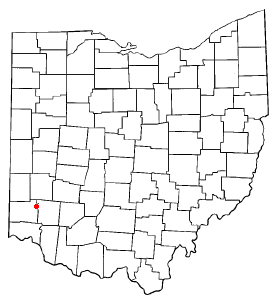 Location Of Middletown Ohio