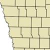 Location Of Milford Iowa