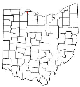 Location Of Millbury Ohio