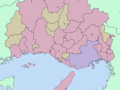 Location Of Minamiawaji In Hyogo