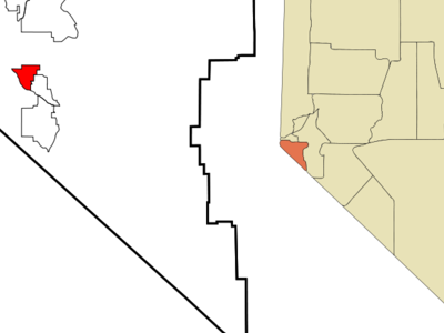 Location Of Minden Nevada