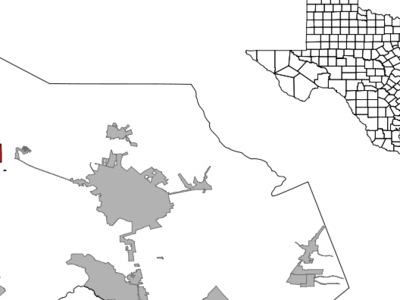 Location Of Montgomery Texas