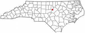Location Of Morrisville North Carolina