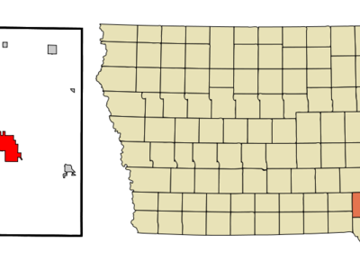 Location Of Mount Pleasant Iowa