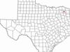 Location Of Mount Pleasant Texas
