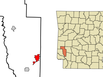 Howard County And The State Of Arkansas