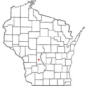 Location Of New Lisbon Wisconsin