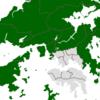 Location Within Hong Kong