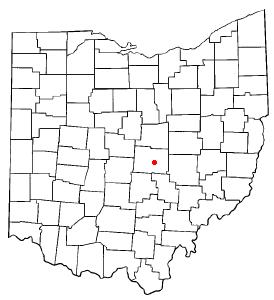 Location Of Newark Ohio