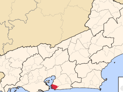 Location Of Niteri