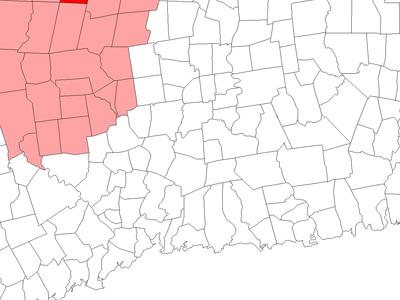 Location In Lichfield County Connecticut