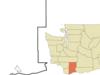 Location Of North Bonneville Washington