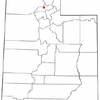 Location Of North Ogden Utah