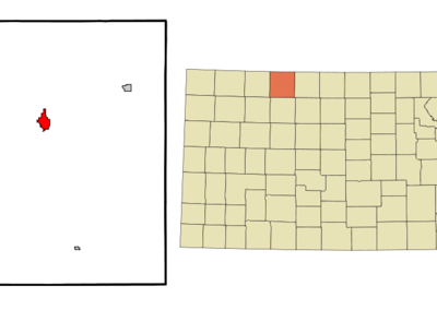Location Of Norton Kansas