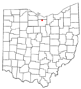 Location Of Norwalk Ohio