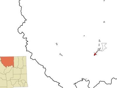 Location Of Okanogan Washington