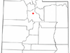 Location Of Orem Utah