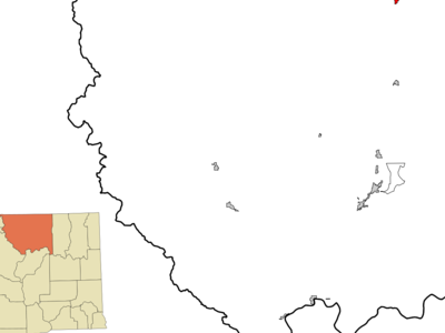 Location Of Oroville Washington