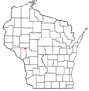 Location Of Osseo Wisconsin