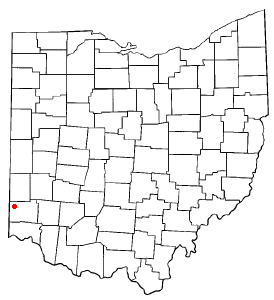 Location Of Oxford In Butler County Ohio