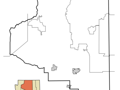 Location In Coconino County And The State Of Arizona