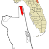 Location In St. Johns County And The State Of Florida
