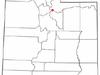 Location Of Park City Utah