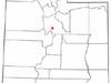 Location In Utah County