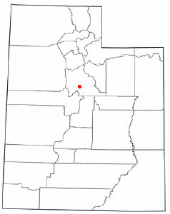 Location In Utah County